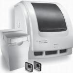 Bioanalyzer 2100 with Mx3005P