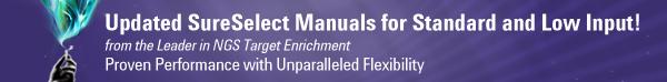 131016 SureSelect Manual Update