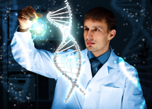 CRISPR gene edit