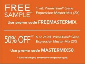 PrimeTime MasterMix Promotion