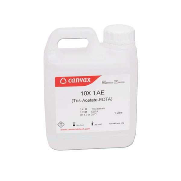 TAE (10x) (pH 8.3), 1 L (10x)