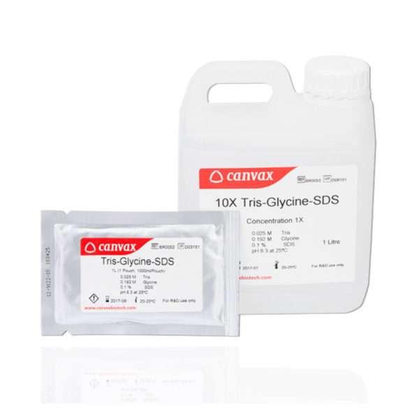 Tris-Glycine SDS (pH 8.3), Aqueous Solution, 1 L (1x)