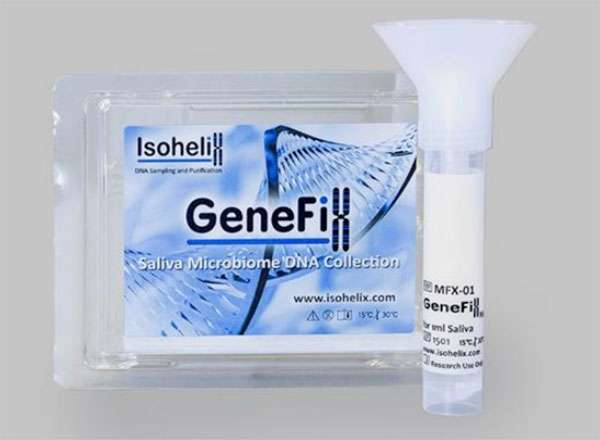 Free TryOut of the GeneFix™ DNA Saliva Collector