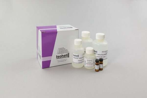 NEW High Purity Saliva-Prep 2 DNA Isolation kit to process 2 x 2ml of saliva