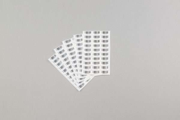 100 x 1 swabs with 5ml tube and cap, individually wrapped and ethylene oxide treated