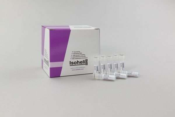 BuccalFix stabilisation buffer bulk pack. 25ml, sufficient for stabilising 50 buccal swabs.